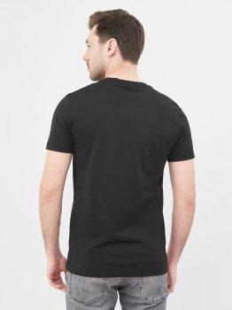 Футболка Calvin Klein Jeans Horizontal Ck Panel Tee J30J317165-BEH Black