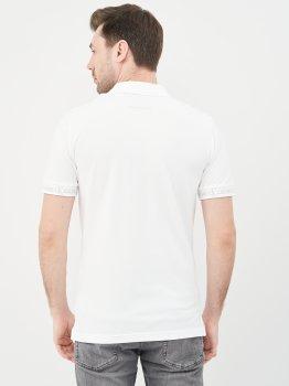 Поло Calvin Klein Jeans Logo Jacquard Polo J30J317283-YAF Bright White