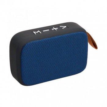 Акустична система портативна Bluetooth колонка Tablepro MG2-1 (Blue)