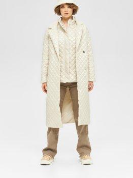 Пальто Mila Nova ПВ-252 Молочное