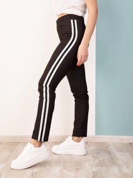 Спортивні штани ISSA PLUS 12521 Чорні