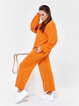 Спортивний костюм ISSA PLUS 12544 Жовтогарячий
