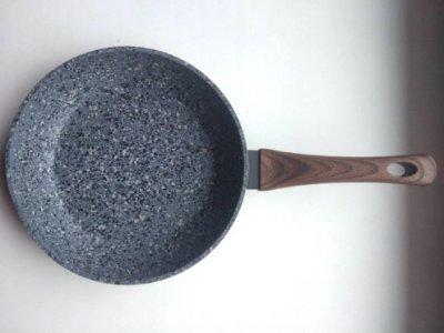 Сковорода универсальная Aureti Granite AU-202-24 24 см