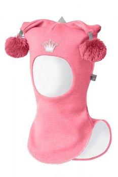 Шлем шапка Be easy 50-53 см Ярко-розовый (H01D-P2-11)