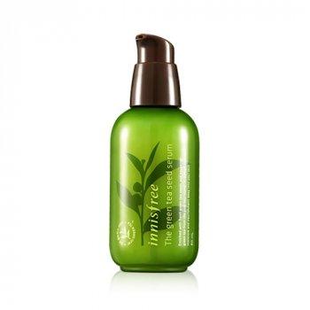 Сыворотка для лица innisfree The green tea seed serum С зеленым чаем 80 мл (0124)