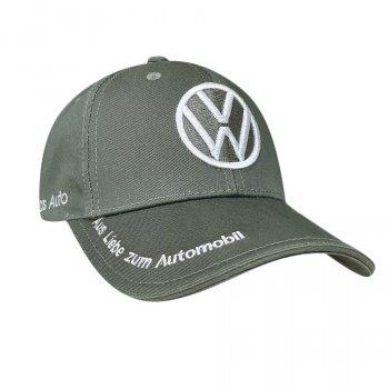 Кепка Volkswagen Sport Line 6743 57-60 цвет зеленый