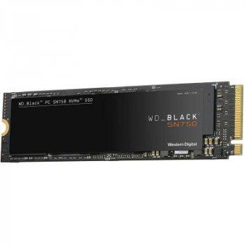 Накопичувач SSD M. 2 2280 1TB WD (WDS100T3X0C)