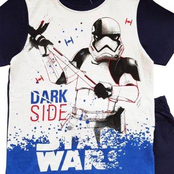 Піжама Lego Wear Star Wars (зоряні війни) SW8-3-911 Темно-синя