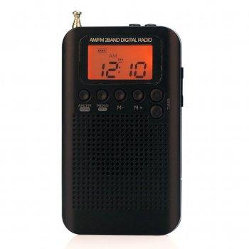 Радиоприемник HRD-104. Цифровой радиоприемник FM/AM