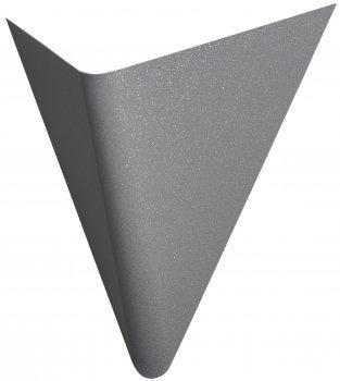 Настінний світильник Iterna DELTA Сріблястий (LM111)