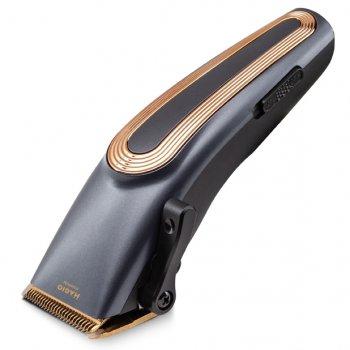 Професійна машинка Дротова для стрижки волосся Mellov MG-593a (MAGIO) Для голови, Для бороди і вусів Grey