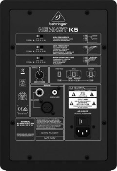 Студійні монітори Behringer Nekkst K5