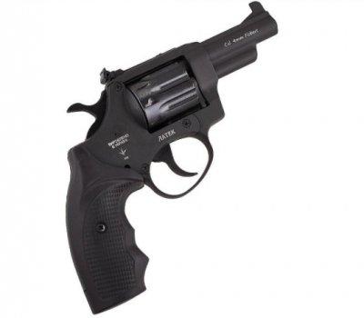 Револьвер під патрон Флобера Safari 431 Black, пластик