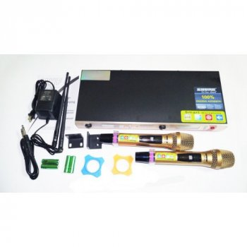 Радіосистема Shure DM UG-X9 II база 2 мікрофона (TRS384)