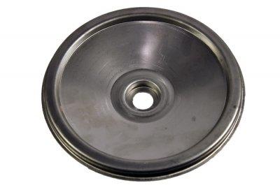 Кришка (тарілка) для насоса, нержавійка d=171mm