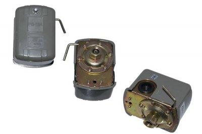 Реле тиску з захистом від сухого ходу PS-15