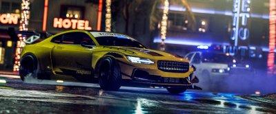 Игра Need For Speed. Heat для PS4 (Blu-ray диск, Russian version)