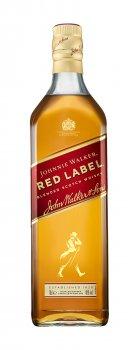 Виски Johnnie Walker Red label выдержка 4 года 0.7 л 40% (5000267014203)