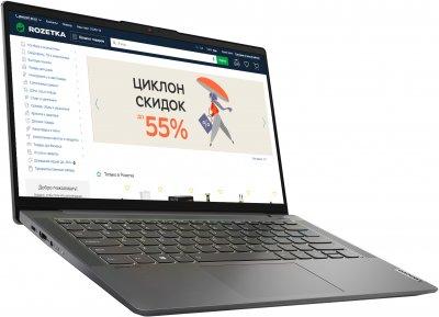 Ноутбук Lenovo IdeaPad 5 14ITL05 (82FE00FHRA) Graphite Grey