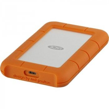 """Внешний жесткий диск 2.5"""" 2TB LaCie (STFR2000403)"""