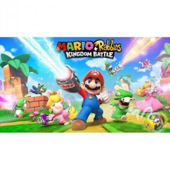 Mario + Rabbids Kingdom Battle (русская версия) (Nintendo Switch)