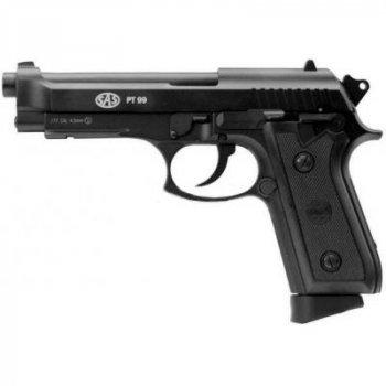 Пневматичний пістолет SAS PT99 (KMB-15AHNS)