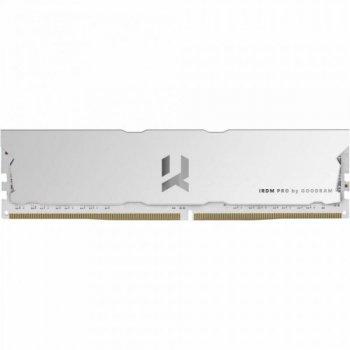 Модуль памяти GoodRam 16 GB DDR4 3600 MHz IRDM PRO White (IRP-W3600D4V64L17/16G) (F00239790)