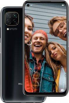 Мобильный телефон Huawei P40 lite 6/128GB Black (863797059893005) - Уценка
