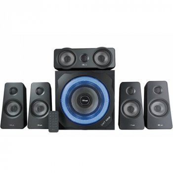 Акустична система TRUST GXT 658 Tytan 5.1 Surround Speaker System