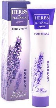 Крем для ног BioFresh Herbs оf Bulgariа Lavender для мужчин 75 мл (3800200963252)