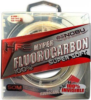 Флюорокарбон Lineaeffe FF NOBU HFC 50 м 0.104 мм 1.6 кг Прозрачный (3043110)