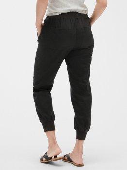 Спортиные штаны GAP 345023465 Черные