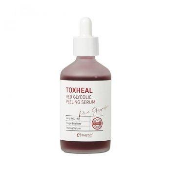 Гликолевая пилинг-сыворотка ESTHETIC HOUSE Toxheal Red Glycolic Peeling Serum 100мл