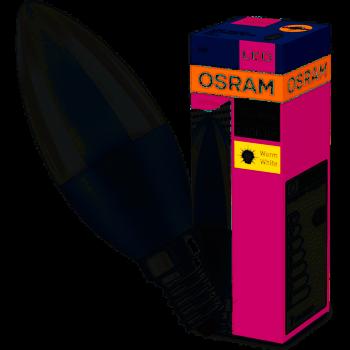Лампа світлодіодна OSRAM LED Value B60 свічка 7W 806Lm 2700K E14