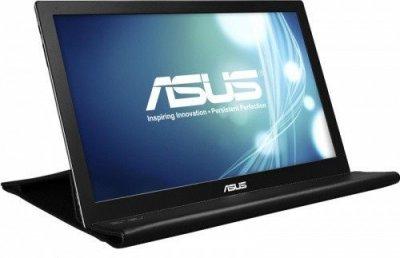 """Монітор LCD 15.6"""" Asus MB168B USB3.0, Pivot, 1366x768"""