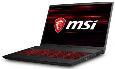 Ноутбук MSI GF75-10SDR 17.3 FHD 144Hz/Intel i7-10750H/16/1024F/GTX1660 Ti-6GB/DOS