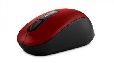 Мышь Microsoft Mobile Mouse 3600 BT Dark Red