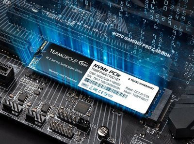 Team MP34 M. 2 PCIe SSD[TM8FP4512G0C101]