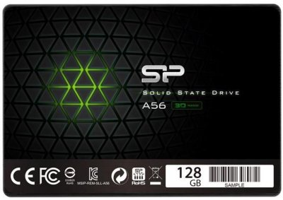 Silicon Power Slim A56[SP128GBSS3A56B25]
