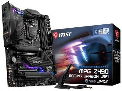 MSI MSI MPG_Z490_GAM_CARB_WIFI
