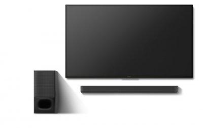 Звукова панель Sony BDP-S350 2.1, 320W, S-Force Front Surround PRO, Wireless