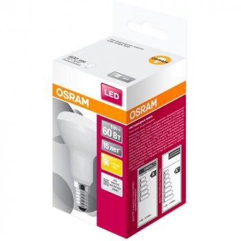 Лампа світлодіодна Osram LED STAR R50 7W (600Lm) 3000K E14