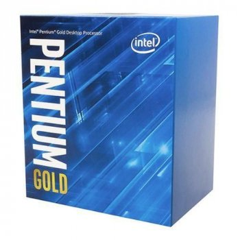 ПРОЦЕСОР Intel Pentium Gold G6600 2/4 4.2 GHz 4M LGA1200 58W box