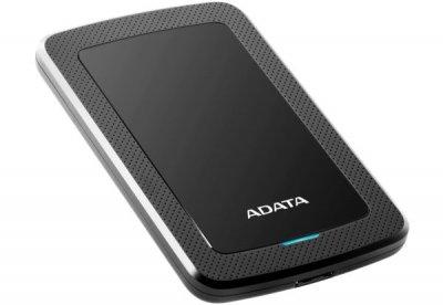 "Жорсткий диск ADATA 2.5"" USB 3.2 1TB HV300 Black"