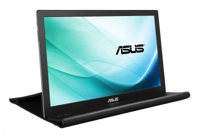 """Монітор LCD 15.6"""" Asus MB169B+ USB, 1920x1080, IPS"""