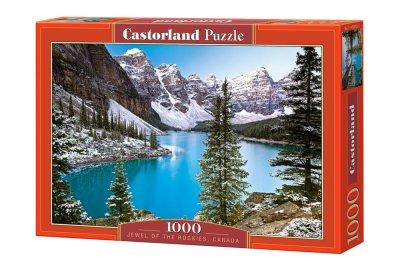 Пазли Сastorland Озеро Канада на 1000 елементів