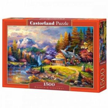 Пазли Castorland Будиночок в горах 1500 елементів