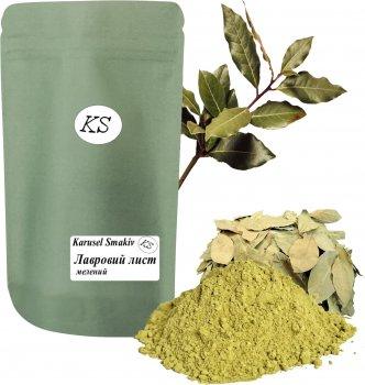 Лавровий лист Карусель смаків мелений 1 кг (2220100031015)