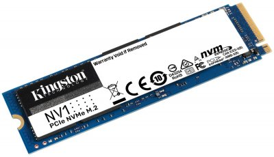 Kingston NV1 500GB NVMe M.2 2280 PCIe 3.0 x4 (SNVS/500G)