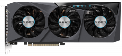 Gigabyte PCI-Ex GeForce RTX 3070 EAGLE OC 8G 8 GB GDDR6 (256 bit) (2 х HDMI, 2 x DisplayPort) (GV-N3070EAGLE OC-8GD + Z390 D + P750GM)
